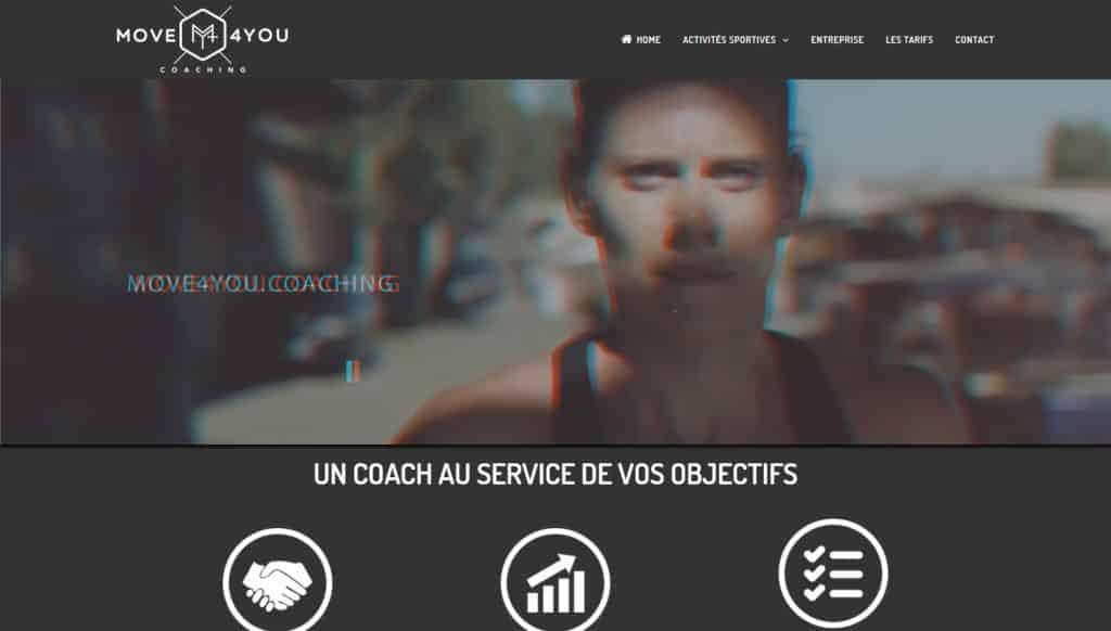 Move4u-coaching site internet