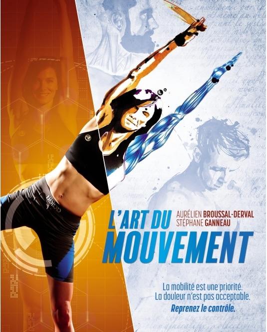 L'art du mouvement - Livre - Aurelien BROUSSAL DERVAL