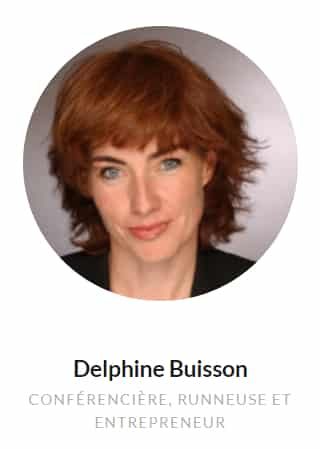 Delphine Buisson - Conférence