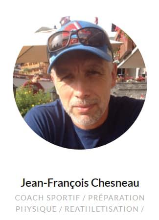 Jean-François Chesneau - Coachs Sportifs