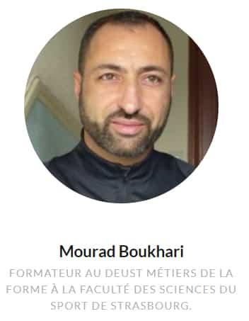 Mourad Boukhari - DEUST Strasbourg