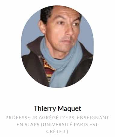 Thierry Maquet - STAPS Créteil